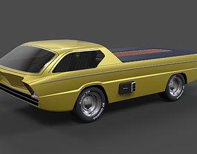Dodge Deora 1967 3D model