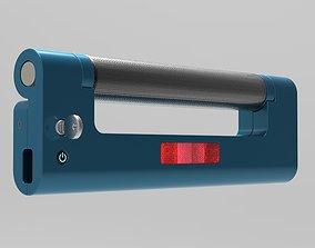 Alarming Device Concept 3D print model