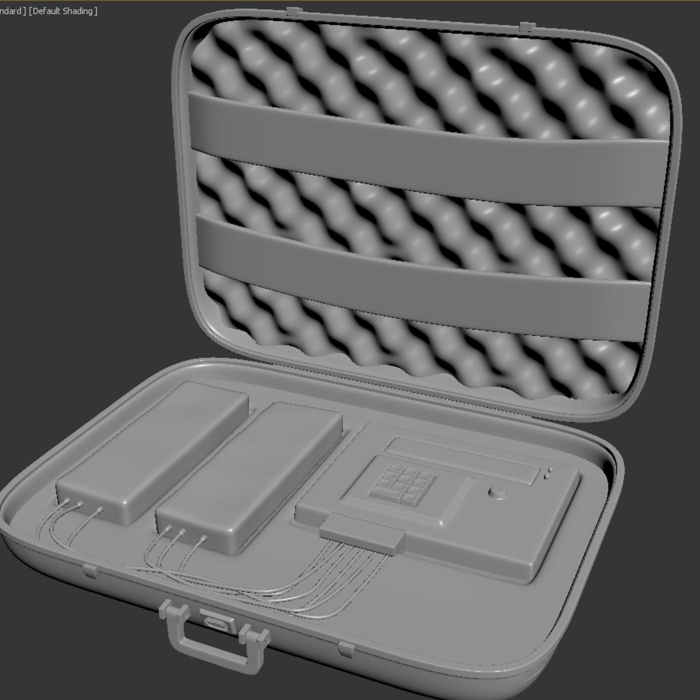 Briefcase Bomb HP