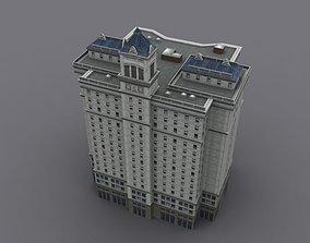 3D asset Building constructor