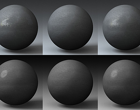 3D model Concrete Shader 0050