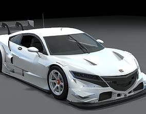 Honda NSX GT 2013 3D model