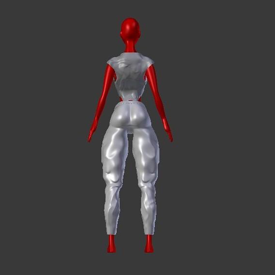 Female clothing desgin