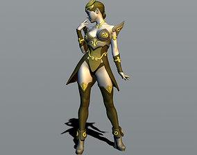 Elf Girl 3D printable model