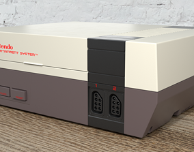 Nintendo NES 3D