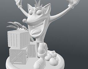 3D Print Crash Bandicoot