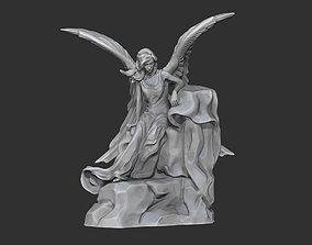 3D print model Angel angel sculpture
