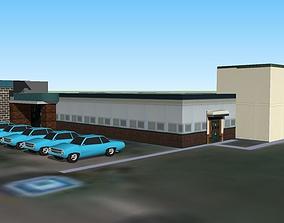 3D Allendale school