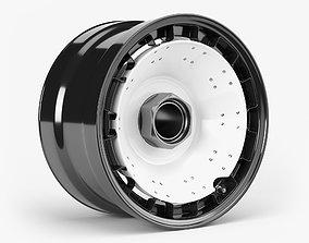 3D Porsche Turbofan Wheel