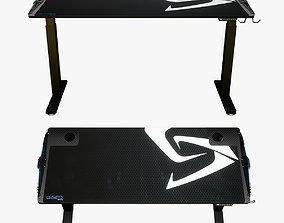 Asset Unreal Engine 5 Computer Table 3D