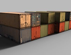 3D Container realtime