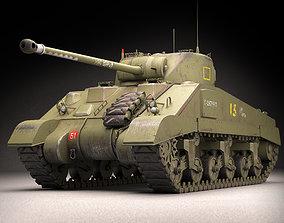 3D Sherman Firefly