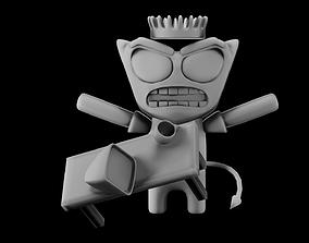 Demon Rage 3D model