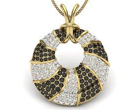 3D print model Diamond Ring For Ladies silver jewellery