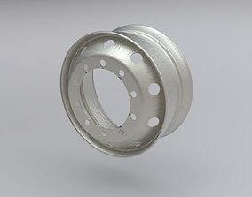 3D Rim wheel