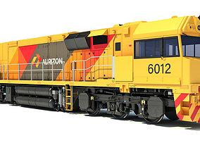 Aurizon Electric Locomotive 3D