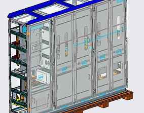 3D model RITTAL ENCLOSURE