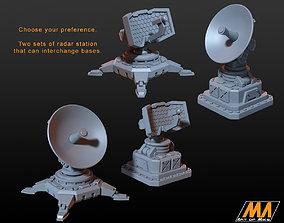 3D print model Communications pack