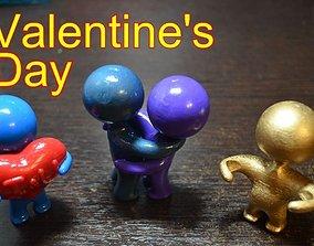 Valentine Day gift 2 3D printable model