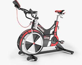 Wattbike Pro Indoor Cycle 3D