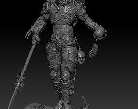Predator is a killer 3D printable model