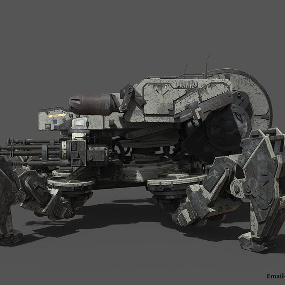 Armored Mobile Unit