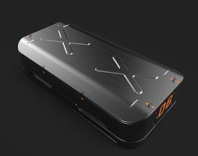 Sci-Fi Box-06 3D