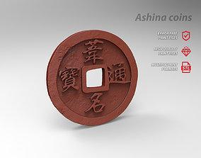 3D print model Sekiro Ashina Coins