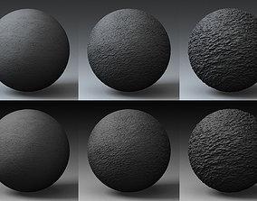 3D Displacement Landscape Shader 045
