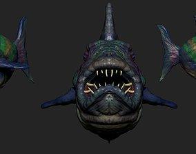Big Fish 3D asset