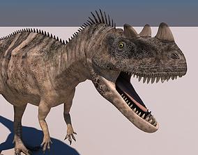 Ceratosaurus Dinosaur 3D model