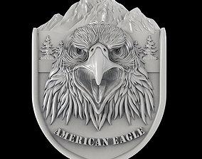 3D printable model America Eagle