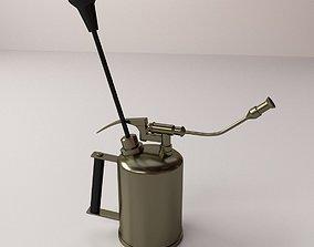 Antique Garden Sprayer 3D