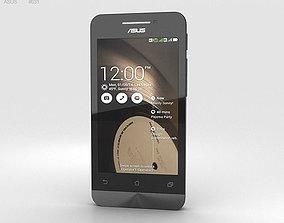 3D Asus Zenfone 4 Charcoal Black
