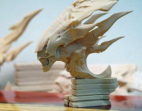 Alien Queen 3D print model