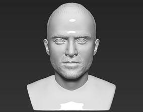 Jesse Pinkman Breaking Bad bust 3D printing ready stl