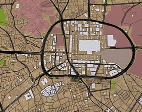 3D asset Medina City Saudi Arabia