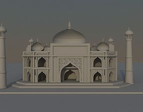 tajmahal tourism 3D model
