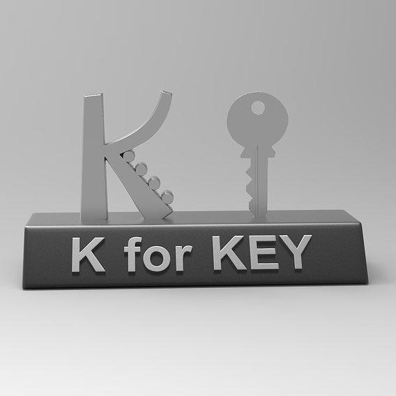 K for Key Model