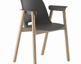 3D Emeco Alfi Chair