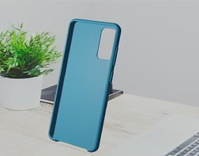 Samsung Galaxy S20 TPU case 3D print model