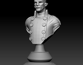 Devil general Graven 3D printable model