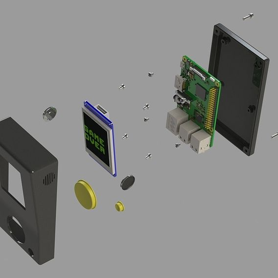 Simple GameBox