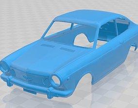 Seat 850 Sport Body Car 3D printable model