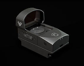 Scope Vortex Venom 3D model