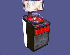 Vintage Retro Rockola Jukebox model 2 realtime