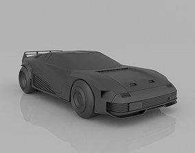 Quadra V-Tech Cyberpunk 2077 3D Model for Printing STL