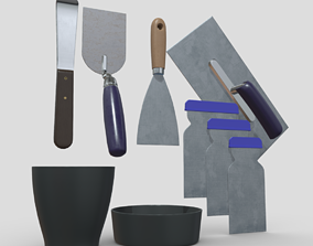 Industrial Tool Pack 3D model