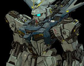 aircraft Gundam 3D