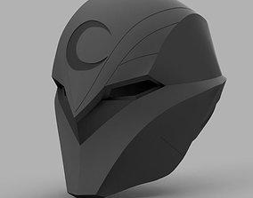 3D printable model Moon Knight Helmet